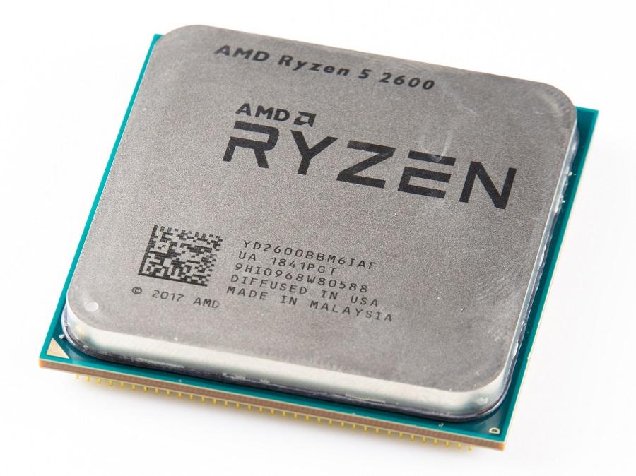 Basic understanding of AMD Ryzen