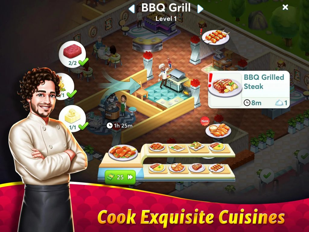 How cooking games expose young minds to the culinary world