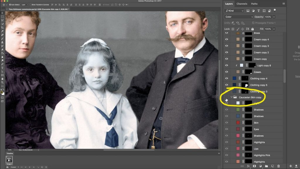 New AI video colorizer in real-time